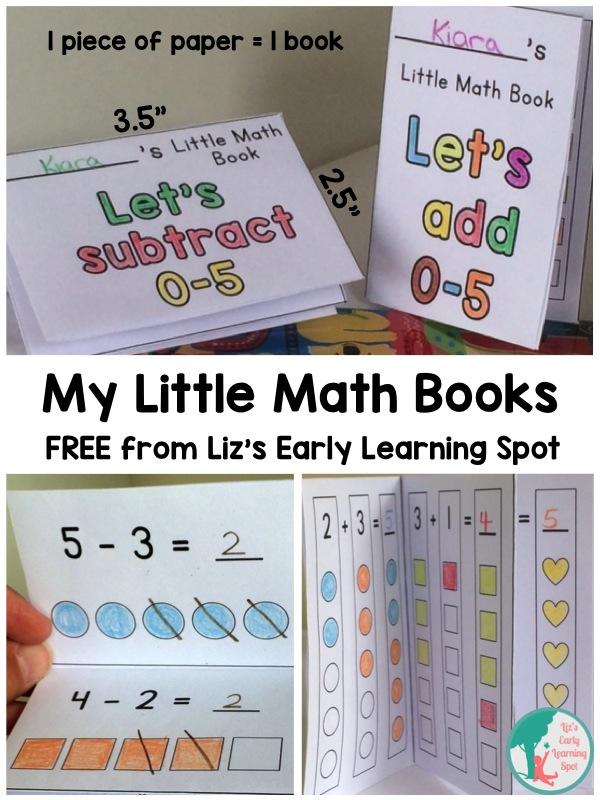 primary pin - Kindergarten Math Books