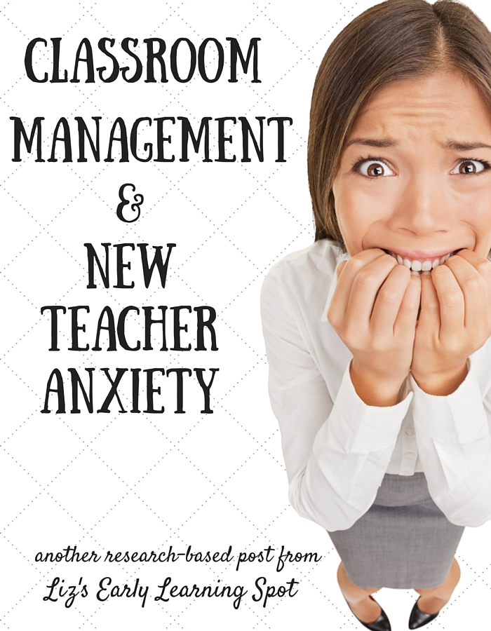 A Teachers Struggle With Student Anxiety >> Classroom management and new teacher anxiety